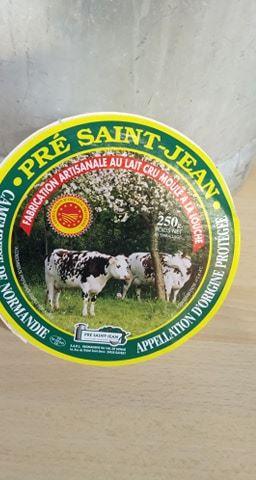 Camembert pré saint jean