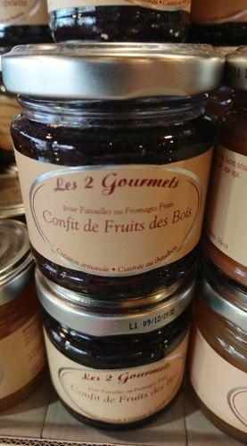 Confit de fruits des bois