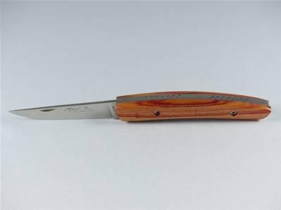 Couteau Le THIERS 9cm manche bois de rose Locau