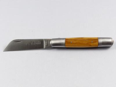 Couteau le TONNEAU en olivier le Fidèle