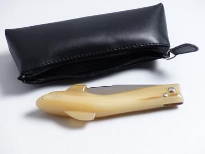 Couteau le CAPUCIN requin corne blonde M.C Cognet