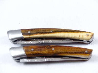Couteau le Thiers pistachier  Douris