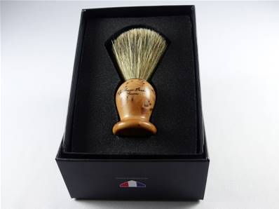 Blaireau gris manche thuya Gentleman Barbier