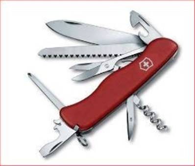 Couteau suisse OUTRIDER Victorinox