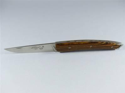 Couteau Le THIERS 12cm manche bocote Locau