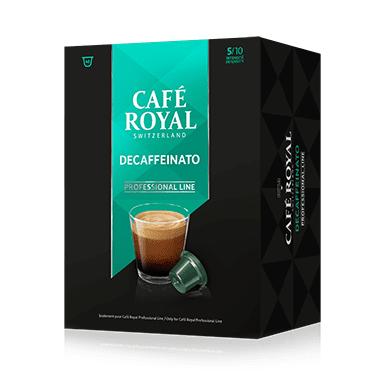 Café Décaffeinato Café Royal
