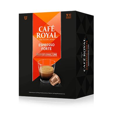 Café Espresso Forte Café Royal