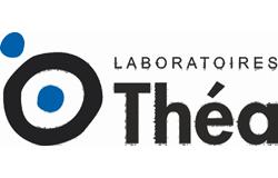 Logo Les Laboratoires Théa
