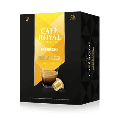 Café Espresso Café Royal
