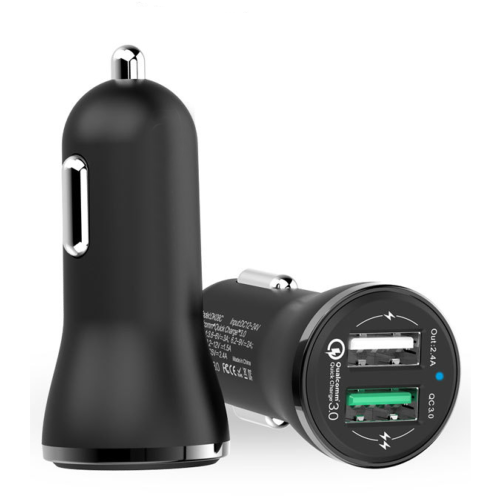 Chargeur allume cigare double USB
