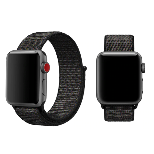 Bracelet pour Apple Watch en nylon