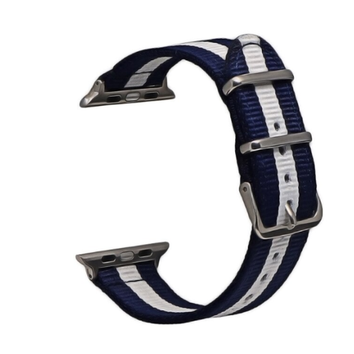 Bracelet pour Apple Watch en nylon style Nato