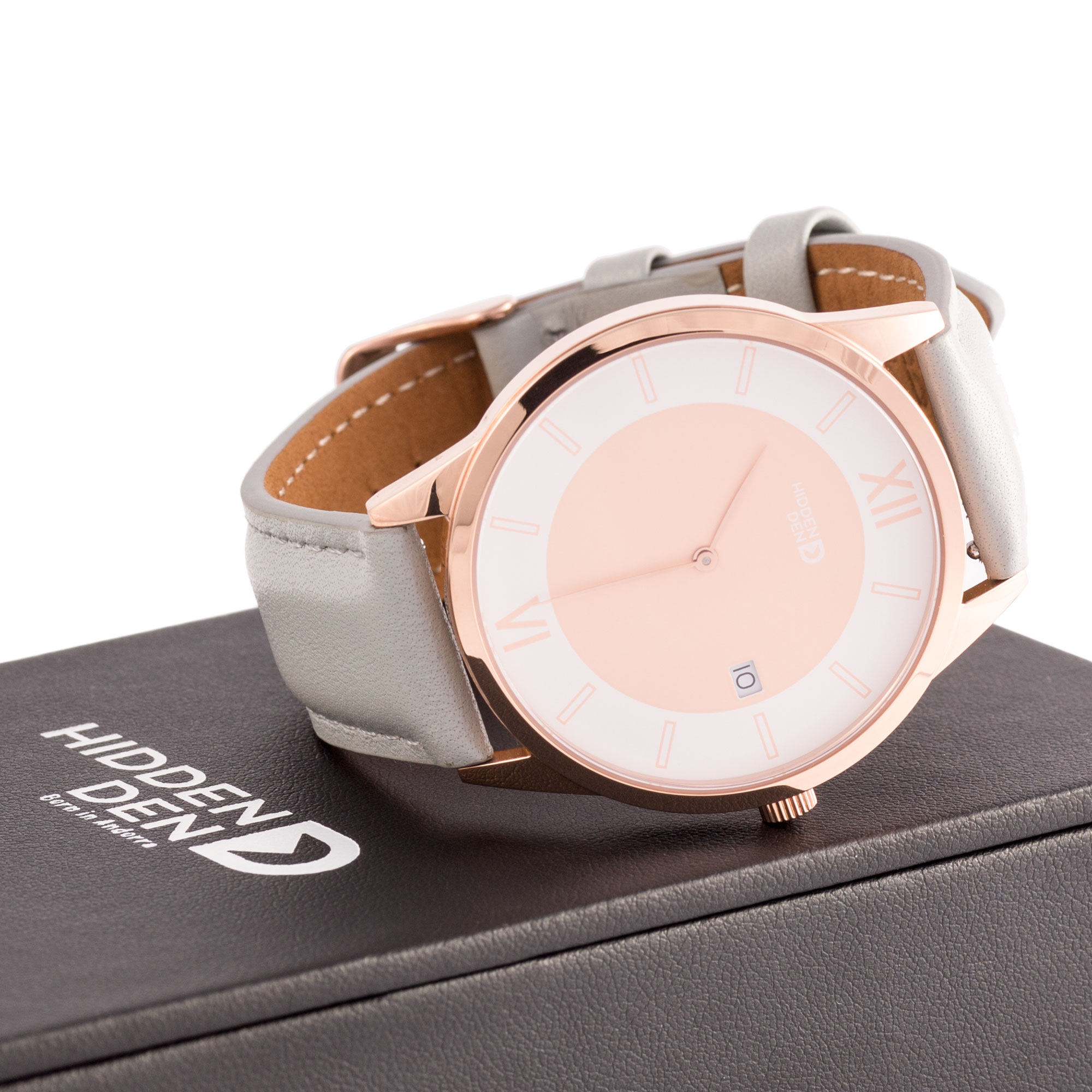 Sant Julia Rose Gold Grey