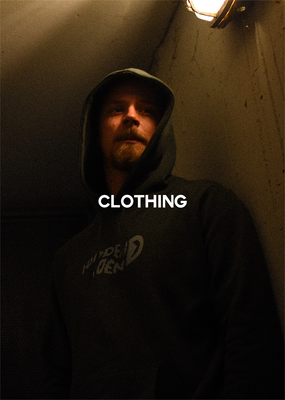 Hidden-den - CLOTHING