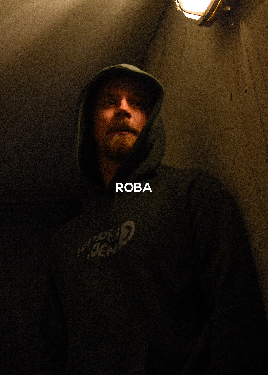 Hidden-den - ROBA