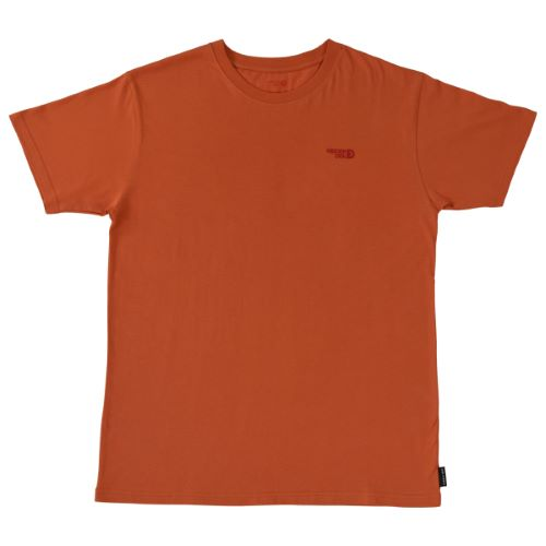 N°2 - Camiseta naranja algodón orgánico