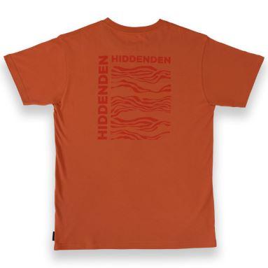 N°2 - orange t-shirt organic cotton
