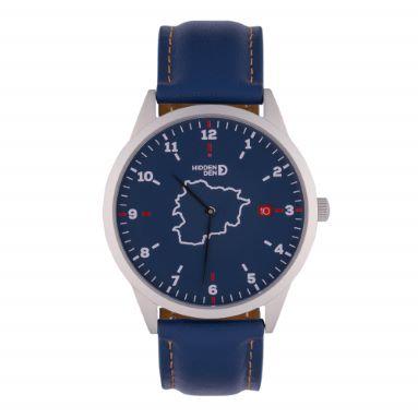 Andorra Limited Edition - Original navy blue watch