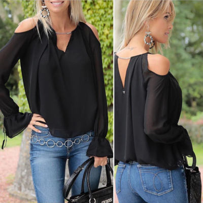 Blouse CUTOUT Guess