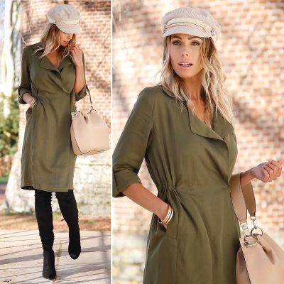 Trench OLIVIA Guess
