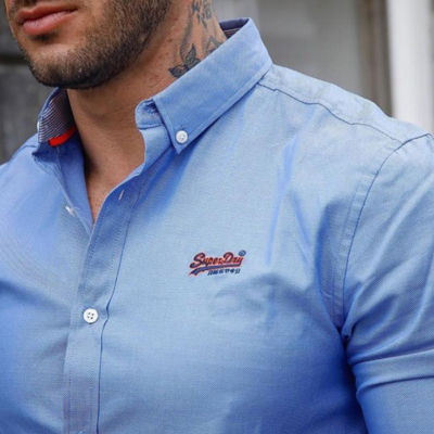 Chemise OILED Superdry