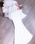 Robe longue LUMINAR