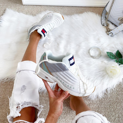 Baskets WOMILY Tommy Hilfiger