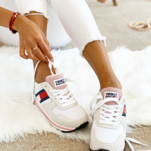 Baskets RETRO Tommy Jeans