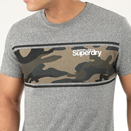 T-shirt OVEREST Superdry