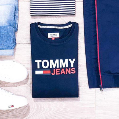 T-shirt GRANTED Tommy Hilfiger