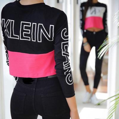 T-shirt CRUW Calvin Klein