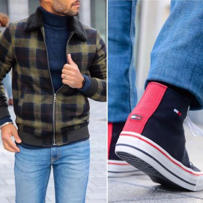 Sneakers MIKEL Tommy Hilfiger