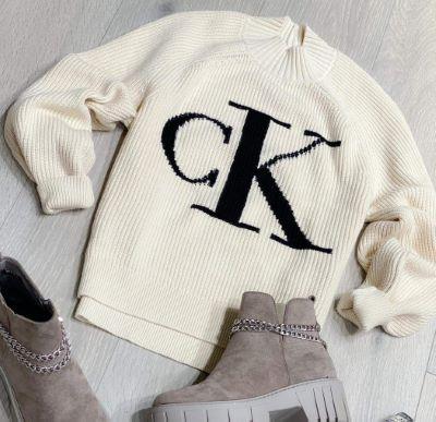 Pull MONO Calvin Klein