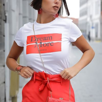 T-shirt POSITIONNE Guess