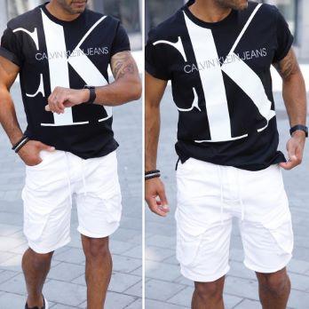T-shirt MASSIVE Calvin Klein