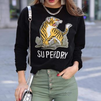 Sweat TIGERS Superdry