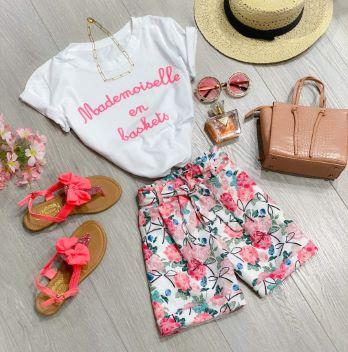 T-shirt MADEMOISELLE II