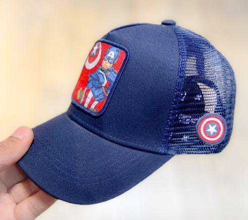 CAP CAPTAINE AMERICA