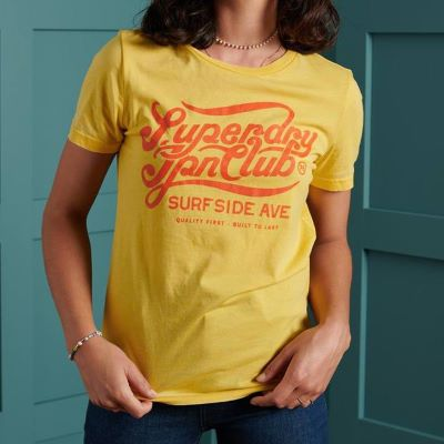 T-shirt 70S CLASSIC TEE Superdry