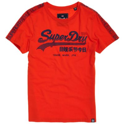 T-shirt SPORT ENTRY Superdry