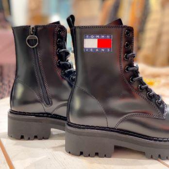 Boots REBELS Tommy Hilfiger
