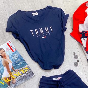 T-shirt COTEN Tommy Hilfiger