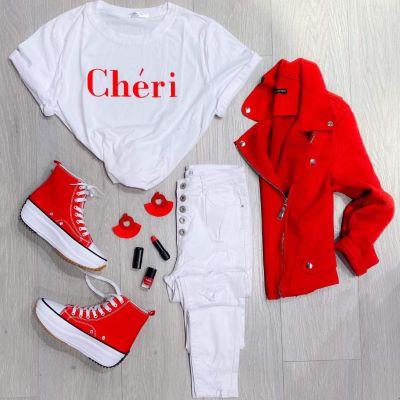 T-shirt CHERI