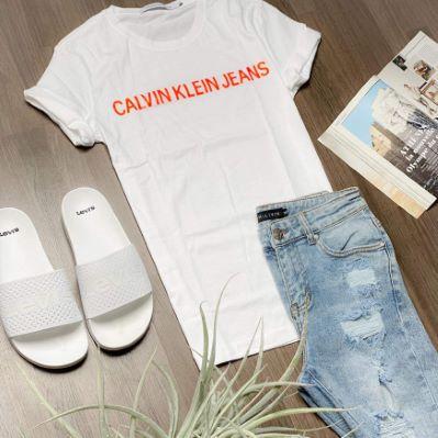 T-shirt WERNER Calvin Klein