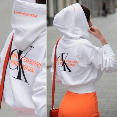 Sweat FIRST Calvin Klein