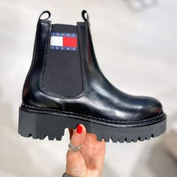 Boots CHELSEE Tommy Hilfiger