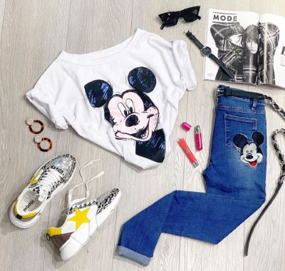 T-shirt MOUSY