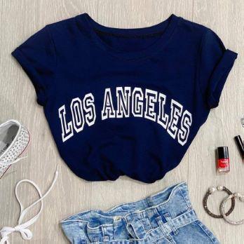 T-shirt LOSANGELES