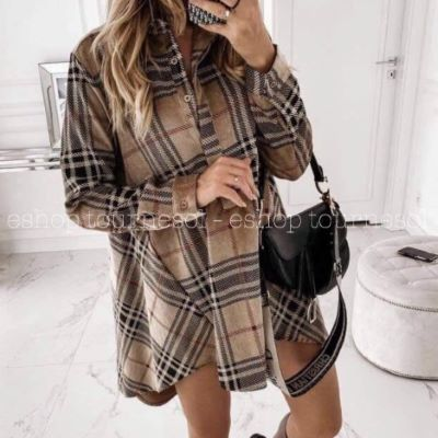 Robe chemise BARBEY