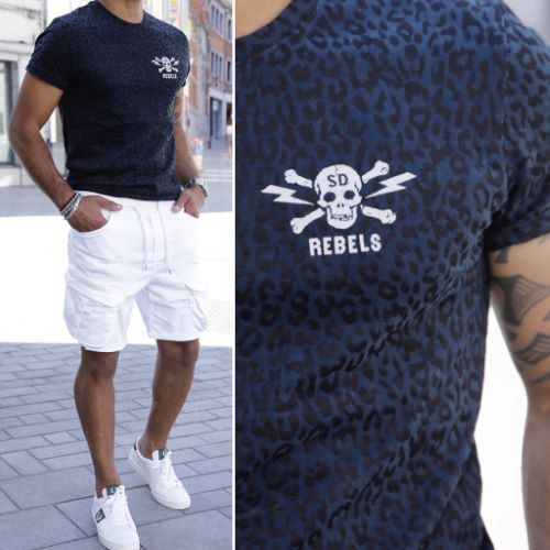 T-shirt REBELS Superdry